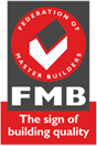 Woodworks Plus is a registered member of the Federation of Master Builders, membership no. 46290